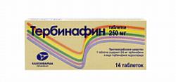 Таблетки от грибковых заболеваний