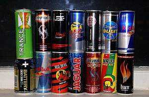 Энергетические напитки опасны для здоровья детей