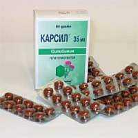 Гепатопротекторы: обзор всех лекарств для печени, Азбука здоровья