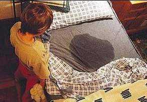 Недержания мочи у ребенка, лечение энуреза у детей