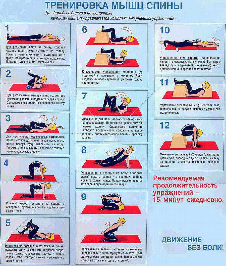 физические упражнения для увеличения потенции