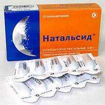 Свечи с анестезином при геморрое