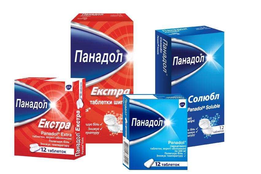 панадол инструкция по применению таблетки взрослым