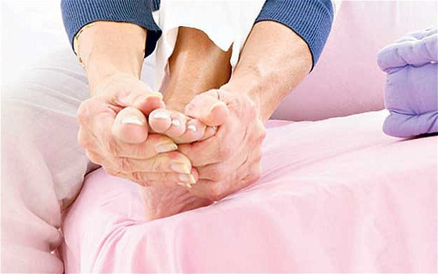 При беременности мерзнут ноги