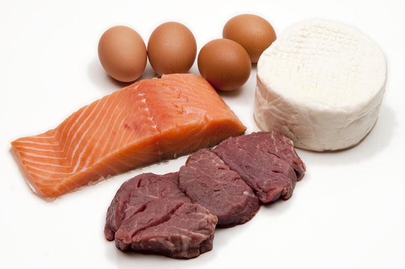 Белковая диета при беременности меню