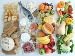 Пример меню правильного питания