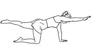 Упражнения при шейно грудном остеохондрозе